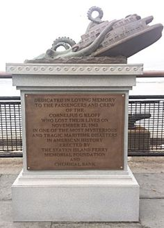 The Staten Island Ferry Disaster Memorial Museum - Neatorama