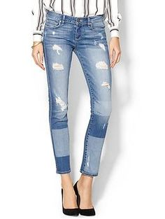 Paige Skyline Ankle Peg Jean | Piperlime