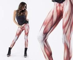 muscle pants