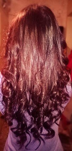 #redhair , #hairgoals , #longhair , #redhead , #curly , #hairstyle , #goals