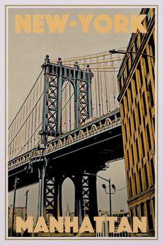 MANHATTAN BRIDGE PERSPECTIVE
