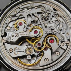 Longines 30CH Flyback movement