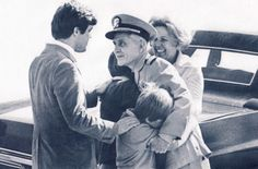 (MOH recipient James Stockdale's homecoming after 8 years in captivity)