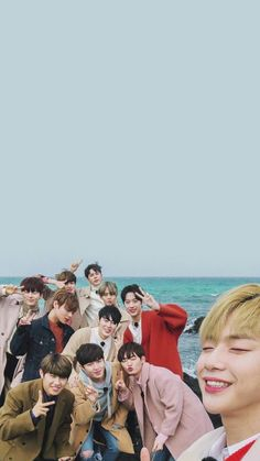 14 Best Wannaone Wall Images