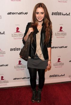 Lily Collins Photos - Shenae Grimes Hosts A Benefit For St. Jude's Children's Research Hospital - Zimbio