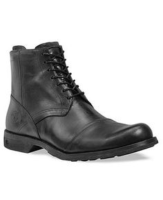 "Timberland Earthkeepers 6"" Boots - Boots - Men - Macy's-Black size 10"