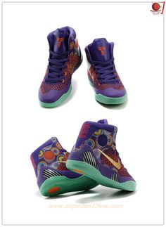 "New 106911 ""Purple Venom"" Nike Kobe 9 Elite Purple Venom, Nba, Kobe 9, Baskets, Cheap Shoes Online, Basket Ball, Nike Kyrie, Good And Cheap, Air Jordan Shoes"