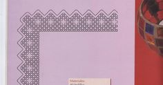 renda de bilros / bobbin lace esquemas / patterns - from Álbumes web de Picasa picasaweb.google.com | BOLILLOS solo picados | Pinterest | Bobbin Lace, Picasa a…