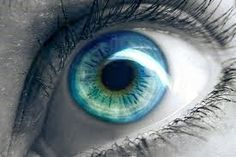 Life...what a beautiful mess: Fun Facts about Baby, Baby Blue Eyes!!