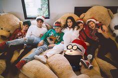 Logan And Jake, Logan Paul, Team 10 Squad, Tessa Brooks, Brooklyn Beckham, Fall Out Boy, Youtubers, Christmas Sweaters, Hot Guys