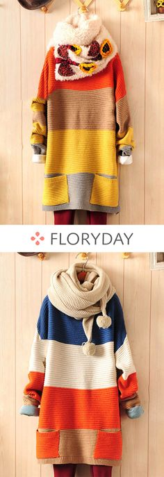 New Baby Dress Fashion Cardigans Ideas Knitwear Fashion, Cardigan Fashion, Knit Fashion, Sweater Outfits, Dress Fashion, Trendy Fashion, Fashion Ideas, Sewing Clothes, Crochet Clothes