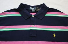 Classic Ralph Lauren POLO shirts in stock for the Big &/or Tall Men in your life.