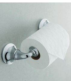 Polished Chrome 1 KOHLER 211-CP Antique Toilet Tissue Holder