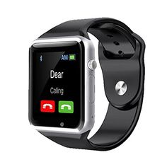 A1 Bluetooth Waterproof And Gsm Sim Phone Smart Watch For Android Ios Smart Phones (Black) | Electronics Mobile Accessories Mobiles and Accessories Smart Watches and Accessories | Best news and deals!
