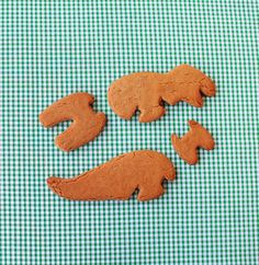 3D Dinosaur Cookie Cutters by Suck UK Photo