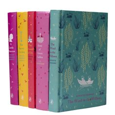 Girl's Puffin Book Set