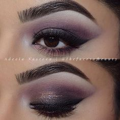 {#Eyemakeup inspiration}   by: @thefacesofbeauty  #falseeyelashes -> #NTR09 ShopEyemimo.com/falseeyelashes-ntr09