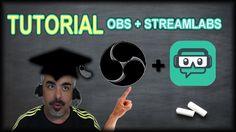 ╠ 🔧Tutorial OBS Open Broadcast Software - Como colocar o StreamLabs -🔧 ╣