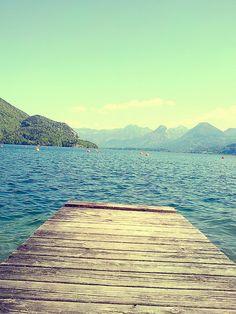 wolfgang lake, austria