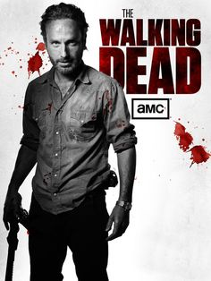 Rick Grimes is the man I want to be with when the Zombies start rioting...I have now gotten six people hooked on this series...I love to share the dead!