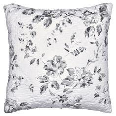 Traumhaft schön ist dieses hochwertige Kissen von Greengate. Ob auf dem Bett oder dem Sofa - dieses Kissen macht immer eine gute Figur. Das Kissen findest Du bei uns in verschiedenen Farben und den typischen Greengate Mustern.