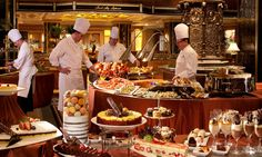 In America, we believe that it's our God-given right to eat as much as we want, whenever we want to, and all-you-can-eat buffets are the perfect manifestation of that ethos. Thankfully, there are plenty of great places to live out that dream, and we've tracked down America's 14 best. The 14 Best All-You-Can-Eat Buffets in America (Slideshow)