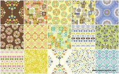 Power Pop Design Roll - Jenean Morrison - Free Spirit Fabrics