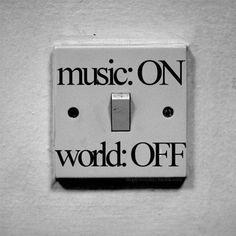 Music always ON!