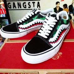 bfd57a7ad4f763 19 Best VANS custom shoes images