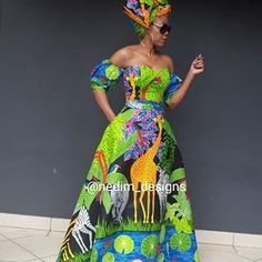 Telling African Story Through African Print 👗 African Inspired Fashion, Latest African Fashion Dresses, African Print Dresses, African Print Fashion, African Wear, African Attire, African Women, African Dress, Afro