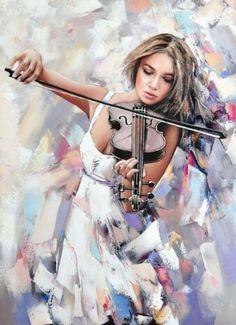 .... The artworks. Gunin Alexander . Artists. Paintings, art gallery, russian art