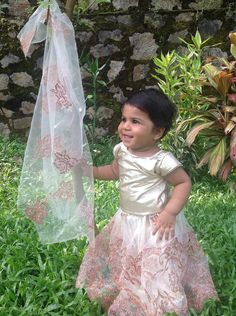 Etsy listing at https://www.etsy.com/listing/169560693/gold-and-white-kids-lehenga