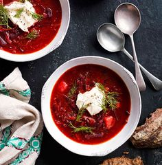 Borscht! Love Ukrainian food! Beet soup! Yummmm Wants to know how to cook such a delicious dish, you are welcome to find your best Cooking tutor at http://www.tutorz.com/find/cooking