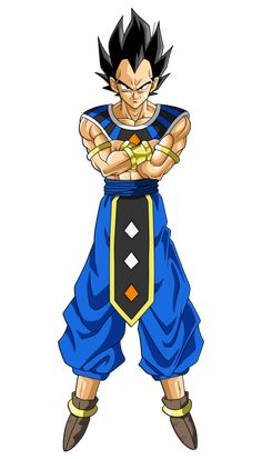 Vegeta (God Of Destruction) by hirus4drawing.deviantart.com on @DeviantArt