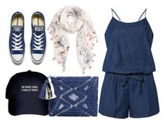 """""""Untitled #205"""" by airarizti ❤ liked on Polyvore featuring Dorothy Perkins, Milly, Caslon, Sole Society and Converse"""