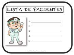 PROYECTO LOS MEDICOS_Page_10 Family Guy, Comics, School Ideas, Google, Human Body Activities, Hospitals, Blue Prints, Emotional Intelligence, Comic