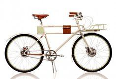 Faraday Porteur Electric Bike