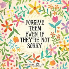 Forgive others and it will set you free! Happy Thoughts, Positive Thoughts, Positive Quotes, Great Quotes, Me Quotes, Inspirational Quotes, Motivational, People Quotes, Wisdom Quotes