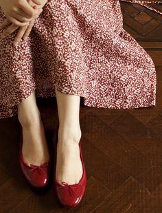 [Envelope Online Shop] Repetto Ballet Shoes Lisette Select