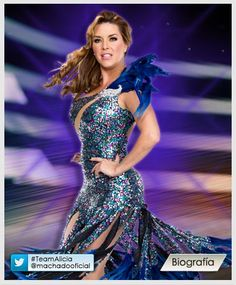"""Former Miss Universe dances to raise money for Alzheimer's  Former Miss Universe Alicia Machado is competing on Univision's """"¡Mira Quién Baila! 3 (Look Who's Dancing)"""" to benefit the Alzheimer's Association. The winner of the dance competition receives $ 150,000 for the charity of their choice. The show airs Sundays at 8 p.m. EST."""