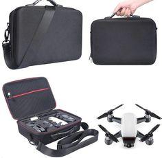 Behorse EVA Hard Bag Box Portable Shoulder Case Storage Carry Drone Bags for DJI Spark Accessories Can Storage, Storage Boxes, Foldable Drone, Dji Spark, Drone Photography, Other Accessories, Shells, Shoulder Bag, Dji Drone