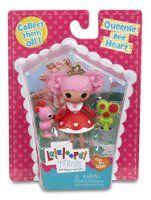 Lalaloopsy Mini Doll- Queenie Red Heart