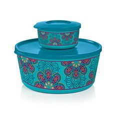 Fabulously Floral Snack Set $19. Available through 9 Oct 2015. Order here: http://nellie83.my.tupperware.com/