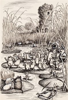 Image result for garth williams the turret Garth Williams, Animal Party, Illustration Art, Auction, Scene, American, Animals, Painting, Image