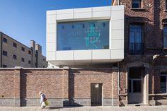 Centre of Design-Mons Belgium,© Tim Van de Velde