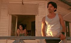 Betty Blue is a 1986 French film. Its original French title is le matin, which means in the Morning. The film was directed by Jean-Jacques Beineix and stars Béatrice Dalle and Jean-Hugues Anglade. It is based on the 1985 novel of the s Jean Hugues Anglade, Vincent Lindon, Strange Magic, Jean Reno, Betty Blue, Movie Couples, French Films, Female Stars, Fotografia