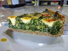 COCINA LIGHT: Tarta de acelga super fácil y liviana Fruit Recipes, Sweet Recipes, Vegan Recipes, Cooking Recipes, Quiches, Salada Light, Tortas Light, Swiss Chard Recipes, My Favorite Food