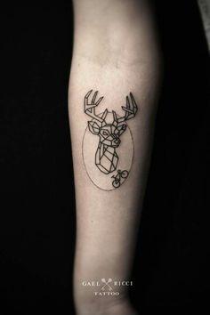 Gael ricci tatoo