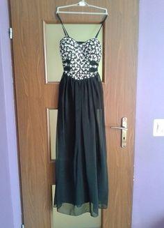 Kup mój przedmiot na #vintedpl http://www.vinted.pl/damska-odziez/dlugie-sukienki/10147527-cudowna-sukienka-hit-okazja-modny-wzor