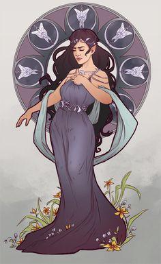 Arwen by Lulolana